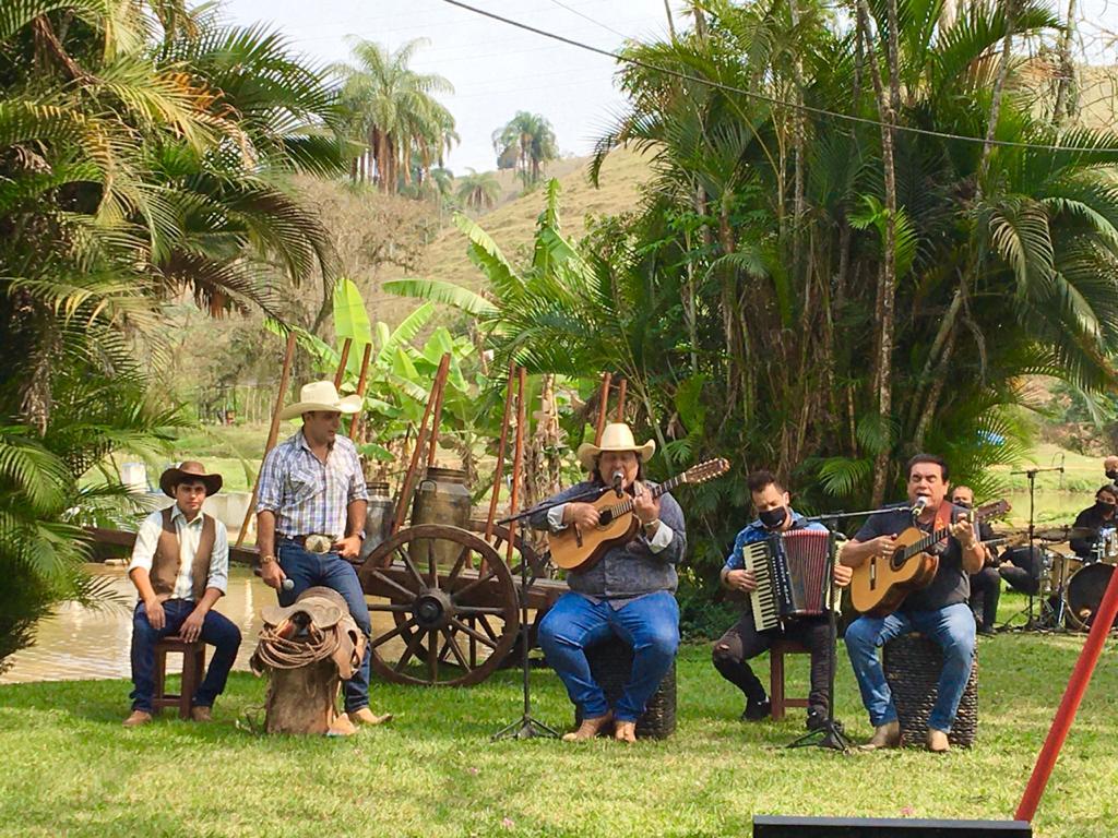 Musica Sertaneja no Terra da padroeira